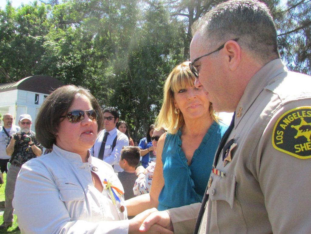 JHV Ana and Sheriff