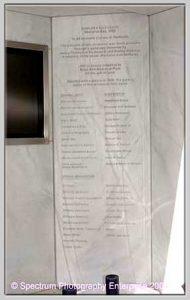 memorial contributions