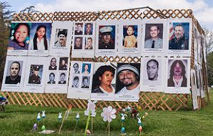 homicide victims memorial photo 2